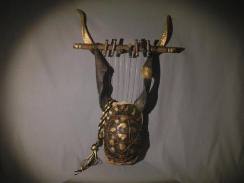 Alexander's lyre