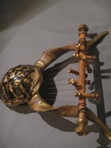 Hermes lyre